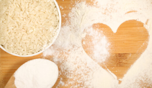 小麦アレルギーから米粉を良さを知りました